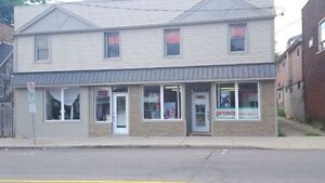 Downtown Brantford ~ Commercial Store Front Unit for Lease!