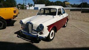 1958 Austin Lancer MK1 Cream & Red 4 Speed Manual Sedan Capalaba Brisbane South East Preview