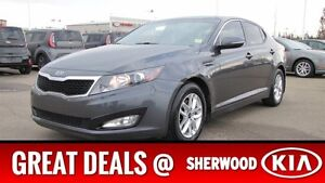 2012 Kia Optima LX Accident Free,  A/C,