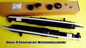 ORIGINAL OPEL Stoßdämpfer HA m. Niveauregulierung alle Omega B Caravan / Kombi