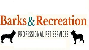 Barks and Recreation Professional Pet Services Peterborough Peterborough Area image 1