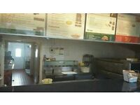 Pizza shop for sale reduced price