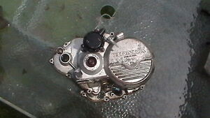 1986 Honda Fourtrax TRX350 4x4  Clutch Cover