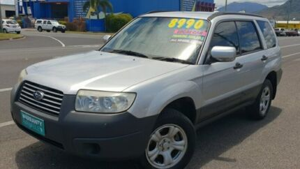 2005 Subaru Forester 79V MY05 X AWD Silver 5 Speed Manual Wagon Bungalow Cairns City Preview
