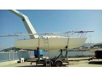 J24 Racing Yacht for Sale