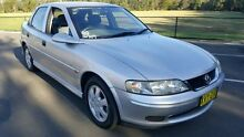 2001 Holden Vectra Jsii CD Silver 4 Speed Automatic Sedan Condell Park Bankstown Area Preview