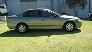 2005 Holden Commodore VZ Acclaim Olive Green 4 Speed Automatic Sedan Silver Sands Mandurah Area Preview