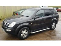 SSANGYONG REXTON 270 (MIGHT SWAP FOR SOMETING ELSE)