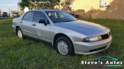 1996 Mitsubishi Magna TE Executive Silver 4 Speed Automatic Sedan