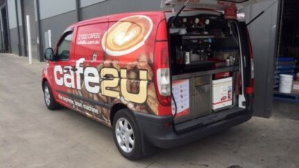 Mobile Coffee run for sale in Western Sydney