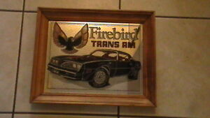 Vintage Firebird Trans Am Mirror Kitchener / Waterloo Kitchener Area image 2