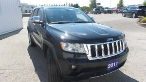 2011 Jeep Grand Cherokee Overland, HEMI, Fully Loaded! Kitchener / Waterloo Kitchener Area image 7
