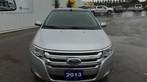 2013 Ford Edge SEL, Leather, Vista Roof, Nav, Local Trade In Kitchener / Waterloo Kitchener Area image 8