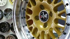 15 x 8 4 x 100 +25    4 Lug Rims on sale for Honda VW Mazda @650 CASH Rim n Tire $899 Cash @905 673 2828 Zracing