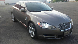 2009 Jaguar XF SUPERCHARGED, Rare, Fully Loaded! 445hp!