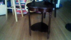 Antique Heart Shape table/stand