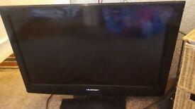 """Blaupunkt 24"""" Combi TV Good Working Order"""