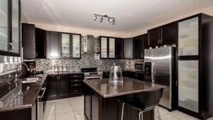 Barely used (1 yr) beautiful kitchen + appliances FOR SALE CHEAP