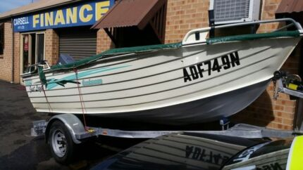2005 Sea Jay CASTAWAY Woodbine Campbelltown Area Preview