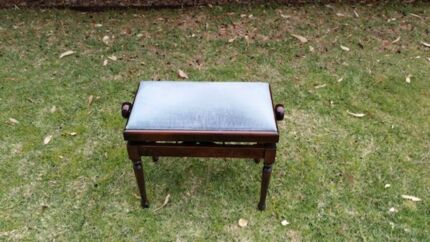 Piano stool - adjustable