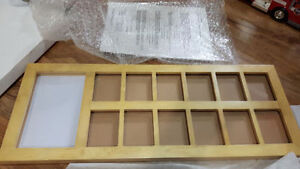 Wood Picture Frame/Easy Bake Oven/Collectible Utensil Set