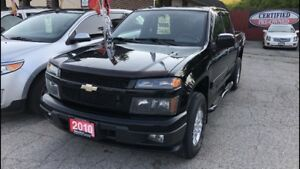 2010 Chevrolet Colorado LT Crew Cab 4X4