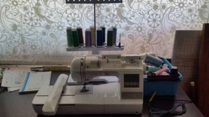 Embroidery sewing machine Brother Innovis NV1200