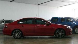 2011 Ford Falcon FG XR6 Burgundy Automatic Sedan Springwood Logan Area Preview