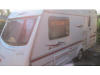 Coachman Amara 450 / 2 berth with MOTOR MOVER and AWNING
