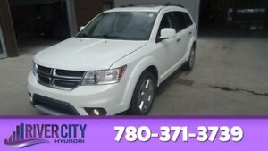 2014 Dodge Journey AWD RT 7 PASSENGER Rear DVD,  Leather,  Heate