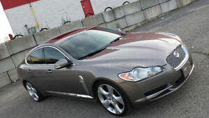 2009 Jaguar XF SUPERCHARGED, Rare, Full Equipped, 445hp!