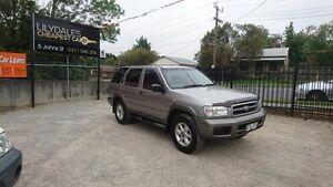 2000 Nissan Pathfinder ST (4x4) ST (4x4) 4 Speed Automatic 4x4 Wagon Lilydale Yarra Ranges Preview