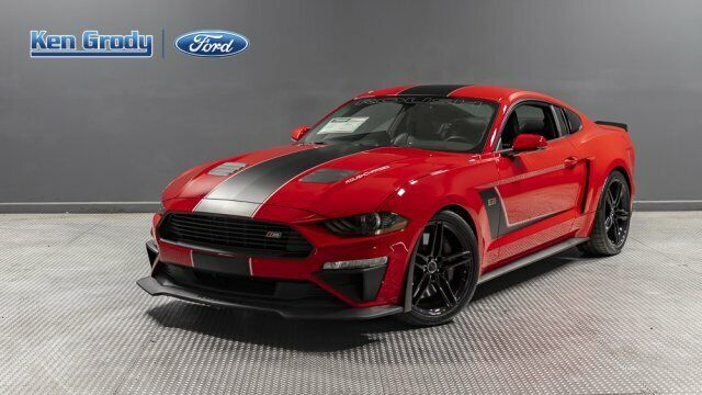 2019 Ford Mustang Roush Supercharged