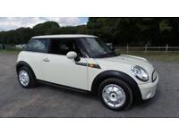 2010 10 MINI HATCH ONE 1.6 ONE MINIMALIST 3D 98 BHP