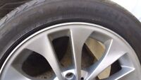 BMW 3 Series Tires and Rims