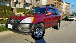 2002 Honda CR-V EX SUV, Crossover - ONLY 178,000 KM's!