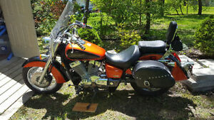 Mint condition 2006 Honda Shadow