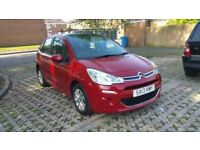 citroen c3 VTR+ 2013 very low milage of 15000 1.2 Petrol NOT yaris,polo,corsa,astra,fiesta,focus,i20