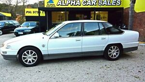 1998 Holden Statesman VS III White 4 Speed Automatic Sedan Upper Ferntree Gully Knox Area Preview