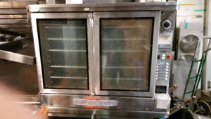 Pizza Ovens, Fryers, sinks, Prep tables and more...