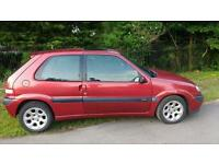 Saxo vtr, vts, furio body kit