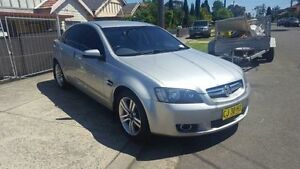 2006 Holden Berlina VE Silver 4 Speed Automatic Sedan Yagoona Bankstown Area Preview