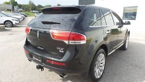 2013 Lincoln MKX Limited Edition, Local Trade, Sight & Sound Pkg Kitchener / Waterloo Kitchener Area image 5