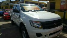 2011 Ford Ranger  White Automatic Cab Chassis Dandenong Greater Dandenong Preview