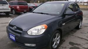 2009 Hyundai Accent Hatchback (Automatic 114,000KMs)