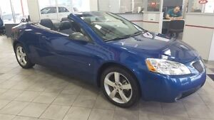 2006 Pontiac G6 GT CONVERTIBLE Leather,  A/C,