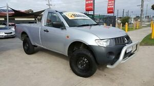 2009 Mitsubishi Triton ML MY09 GL 5 Speed Manual Cab Chassis Cairnlea Brimbank Area Preview