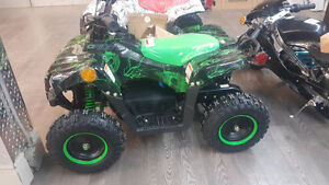 ELECTRIC 500 WATT KIDS ATV LIMITED STOCK