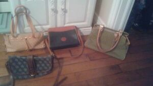 Lots of purses Dooney & bourke, etc