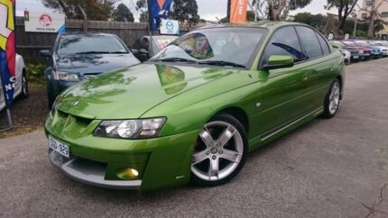 2003 Holden Special Vehicles Clubsport Y-Series Green 4 Speed Automatic Sedan Maidstone Maribyrnong Area Preview